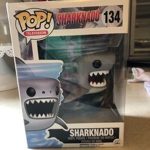 NRFB Sharknado Funko Pop figure - RARE